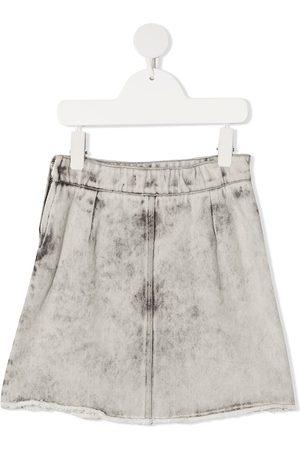 Le pandorine Dziewczynka Spódnice jeansowe - Grey