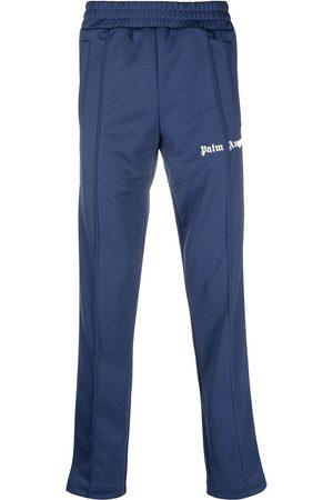 Palm Angels Mężczyzna Spodnie dresowe - Blue