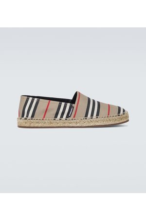 Burberry Alport Icon espadrilles