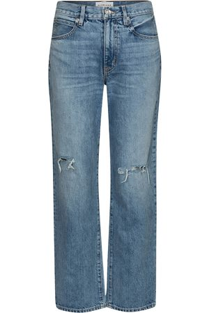 SLVRLAKE Sophie high-rise straight jeans