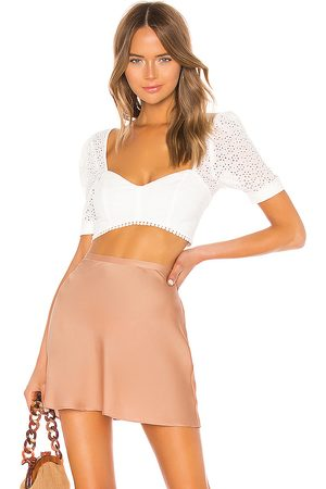 MAJORELLE Franca Top in - . Size L (also in XS, S, M, XL).