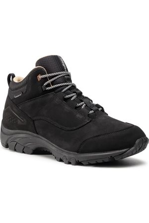 Haglöfs Mężczyzna Buty trekkingowe - Trekkingi HAGLÖFS - Kummel Proof Eco Winter Men 498590 True Black