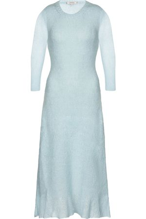 Dorothee Schumacher Kobieta Sukienki dzianinowe - Airy Attitude mohair-blend midi dress