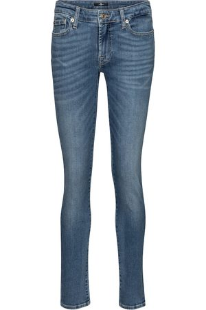 7 for all Mankind Pyper mid-rise slim jeans