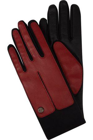 Roeckl Rękawiczki skórzane do ekranów dotykowych
