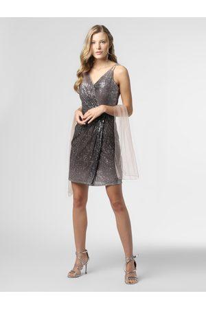 Unique Damska sukienka wieczorowa z etolą