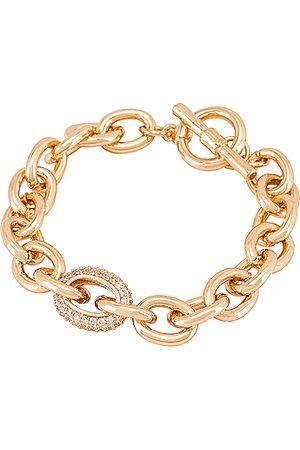 Ettika Kobieta Bransoletki - Toggle Bracelet in - Metallic . Size all.