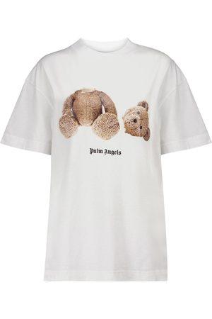 Palm Angels Logo cotton jersey T-shirt