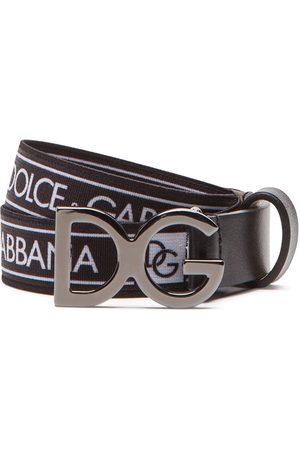 Dolce & Gabbana Kids Chłopiec Szelki - Black