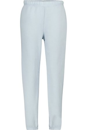 Les Tien Exclusive to Mytheresa – Classic cotton fleece sweatpants