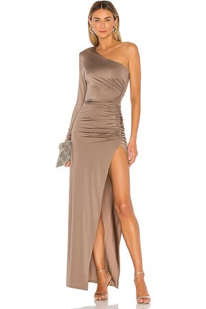Michael Costello X REVOLVE Gilly Maxi Dress in - . Size M (also in S).