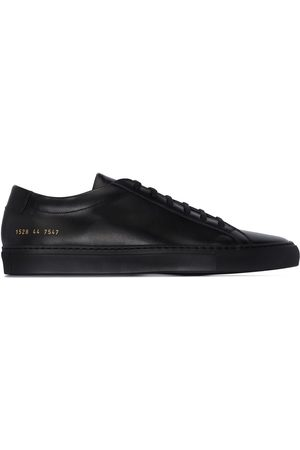 COMMON PROJECTS Mężczyzna Sneakersy - Achilles leather low-top sneakers