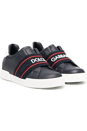 Dolce & Gabbana Chłopiec Sneakersy - Blue