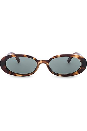 Le Specs Outta Love in - Brown. Size all.
