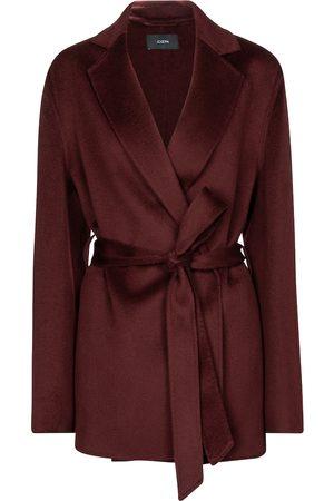 Joseph Kobieta Kurtki - Cenda wool and cashmere jacket