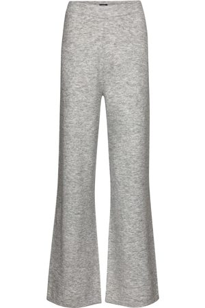 Joseph Wide-leg wool-blend trackpants