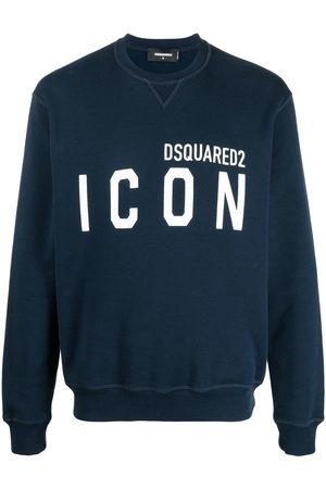 Dsquared2 Mężczyzna Bluzy - Blue