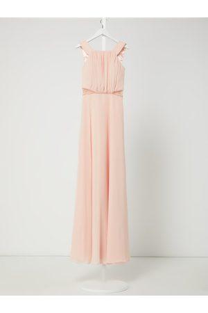 G.O.L. Długa sukienka z szyfonu
