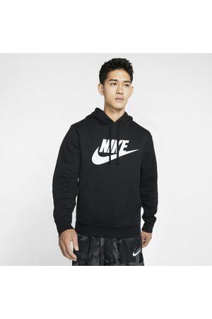 Nike Męska bluza z kapturem i grafiką Sportswear Club Fleece