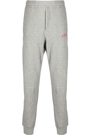 Alexander McQueen Mężczyzna Spodnie dresowe - Grey