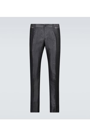 Dolce & Gabbana Exclusive to Mytheresa – faille moiré formal pants