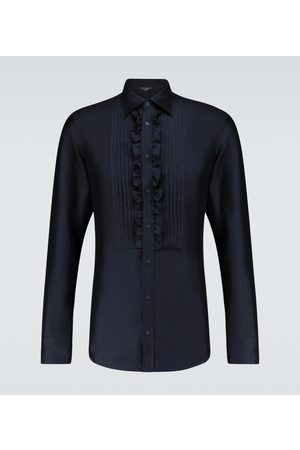 Dolce & Gabbana Exclusive to Mytheresa – jacquard silk shirt
