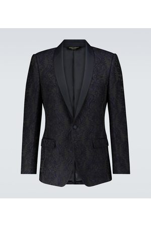 Dolce & Gabbana Exclusive to Mytheresa – single-breasted jacquard blazer