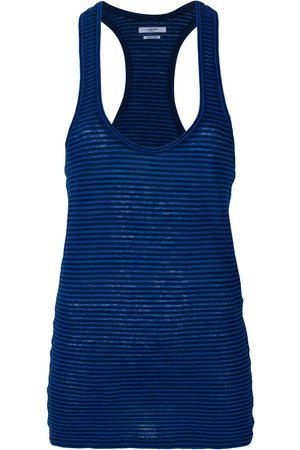 Isabel Marant Kobieta Tank topy - Blue