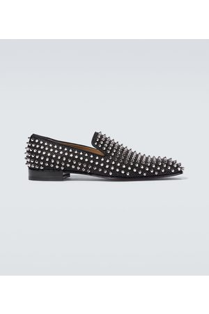 Christian Louboutin Dandelion Spikes loafers