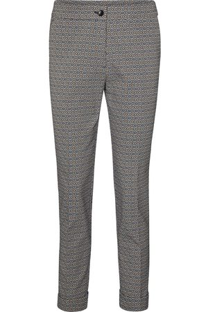 Etro Kobieta Rurki - High-rise printed slim pants