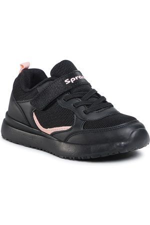 Sprandi Sneakersy - CP40-20442Z Black