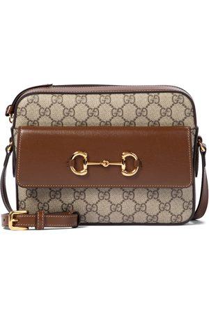 Gucci Kobieta Torebki na ramię - Horsebit 1955 GG Small crossbody bag