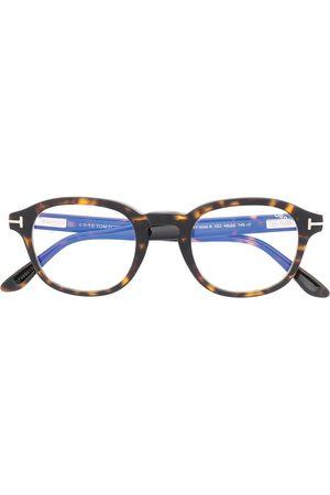 Tom Ford Mężczyzna Okulary przeciwsłoneczne - Brown