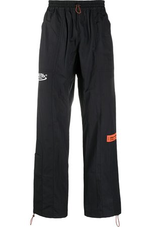 Heron Preston Mężczyzna Spodnie - Black