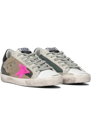 Golden Goose Exlusive to Mytheresa – Superstar leather sneakers