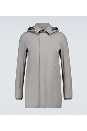 HERNO Laminar 2Layer carcoat jacket