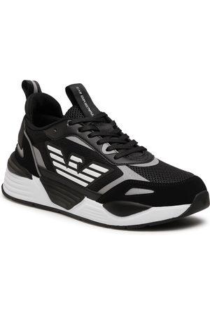EA7 Sneakersy - X8X070 XK165 N629 Black/Silver
