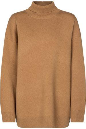 Burberry Cashmere-blend turtleneck sweater