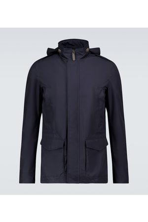 HERNO Byron field jacket