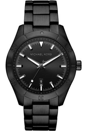 Michael Kors Mężczyzna Zegarki - Zegarek - Layton MK8817 Black/Black