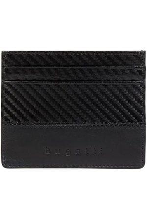 Bugatti Etui na karty ze skóry model 'Comet' – RFID-blocking