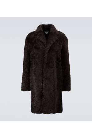 Bottega Veneta Shearling long coat