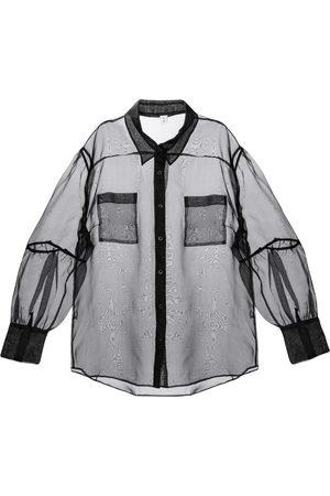 SIR Maelie silk organza shirt