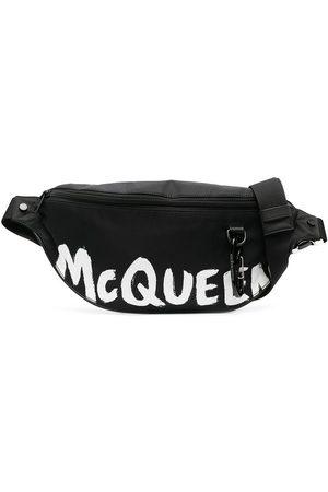 Alexander McQueen Mężczyzna Paski - Black