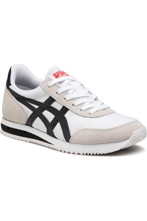 Onitsuka Tiger Sneakersy - Sneakersy - New York 1183A205 White/Black