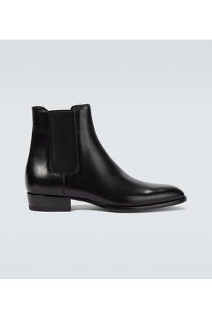 Saint Laurent Botki - Wyatt Chelsea boots