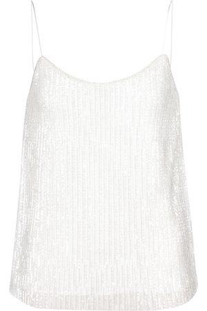 Max Mara Bridal Cerson sequined camisole