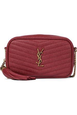 Saint Laurent Lou Camera Mini leather shoulder bag