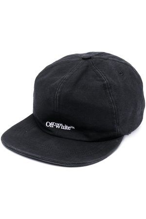 OFF-WHITE BOOKISH OW BASEBALL CAP WHITE