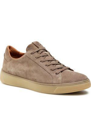 Ecco Mężczyzna Buty casual - Sneakersy - Flexure Runner W 50456405114 Navajo Brown